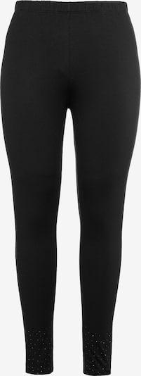 Ulla Popken Leggings in schwarz, Produktansicht