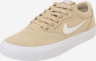 Sportbačiai be auliuko 'CHRON' iš Nike SB , spalva - gelsvai pilka spalva / balta, Prekių apžvalga