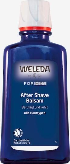 WELEDA After-Shave Balsam in blau / weiß, Produktansicht