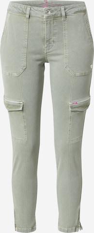 LIEBLINGSSTÜCK Jeans 'Chiquitita' in Grün