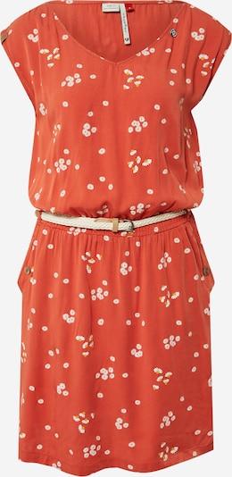 Rochie de vară 'CAROLINE' Ragwear pe galben / roșu orange / alb, Vizualizare produs