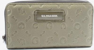 U.S. POLO ASSN. Geldbörse in One Size in hellgrau, Produktansicht