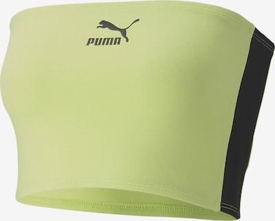 PUMA Damen Bandeau Top in grün, Produktansicht