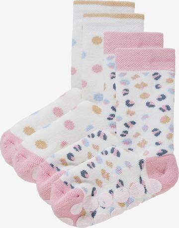 EWERS Socken in Weiß