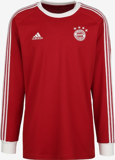 ADIDAS PERFORMANCE Trikot 'FC Bayern München' in rot / weiß, Produktansicht