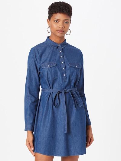 Rochie tip bluză 'Tammy' Cotton On pe albastru, Vizualizare model