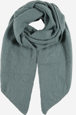 PIECES Scarf 'Pyron' in Grey