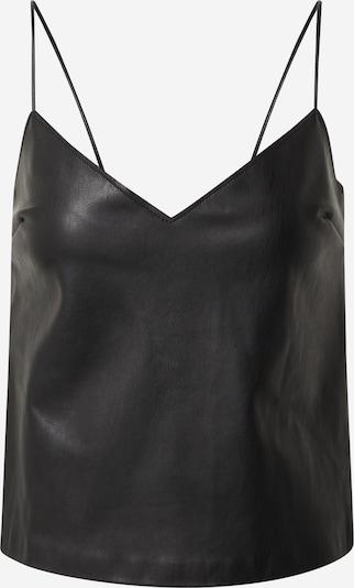 Miss Selfridge Top | črna barva, Prikaz izdelka