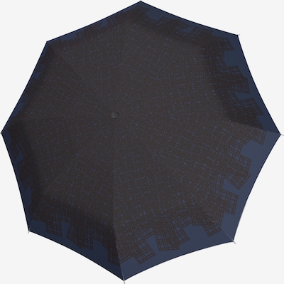 KNIRPS Regenschirm 'T.200' in blau / nachtblau, Produktansicht