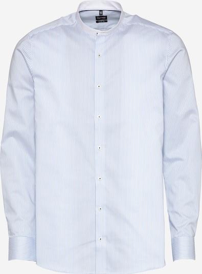 OLYMP Chemise en bleu clair / blanc, Vue avec produit