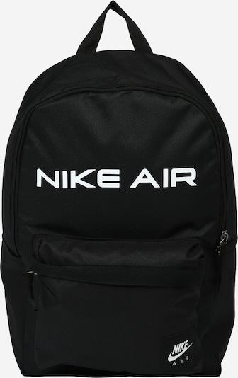 Nike Sportswear Rucksack 'Heritage' in schwarz / weiß, Produktansicht