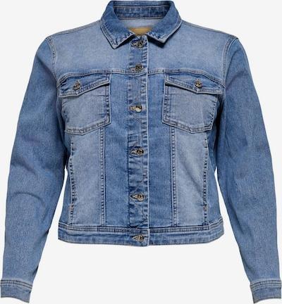 ONLY Carmakoma Between-season jacket 'Wespa' in Blue denim, Item view