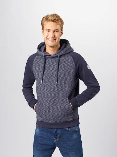 Ragwear Sweatshirt 'BAZZO' i navy: Frontvisning