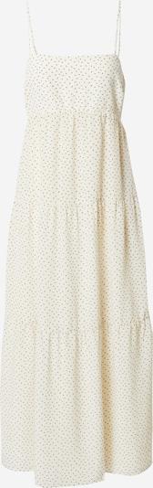 Bardot Kleid in schwarz / eierschale, Produktansicht