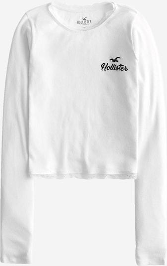 fehér HOLLISTER Póló, Termék nézet