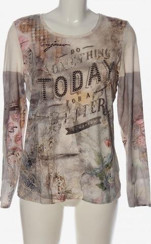maloo Top & Shirt in M in Grey
