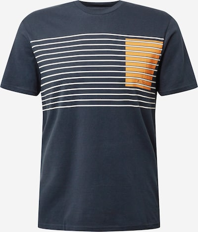 Ben Sherman Bluser & t-shirts i mørkeblå / mørkegul / hvid, Produktvisning