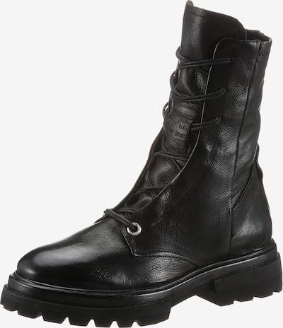 A.S.98 Schnürstiefel in schwarz, Produktansicht