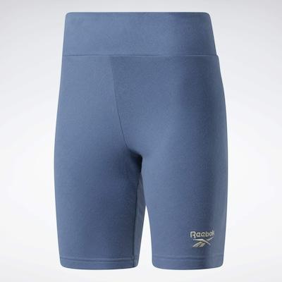 Reebok Classic Leggings in blau / weiß, Produktansicht