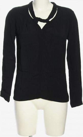 Max Volmáry Langarm-Bluse in XS in schwarz, Produktansicht
