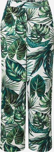 ONLY Hlače 'ALMA' u zelena / svijetlozelena / bijela, Pregled proizvoda