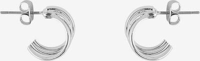 PIECES Boucles d'oreilles 'Jumia' en argent, Vue avec produit