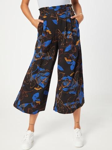 Thought Plissert bukse i svart