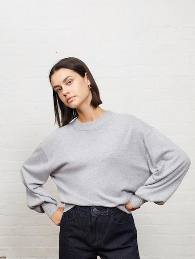 Aligne Sweater 'Eva' in Grey, Item view