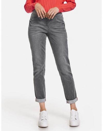 TAIFUN Jeans in Grey denim, View model