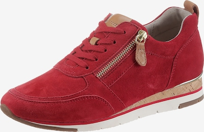 GABOR GABOR Keilsneaker in rot, Produktansicht
