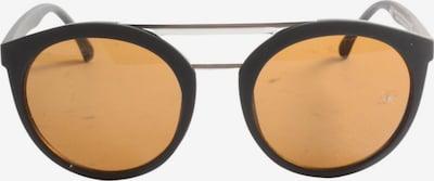 H&M runde Sonnenbrille in One Size in hellorange / schwarz, Produktansicht