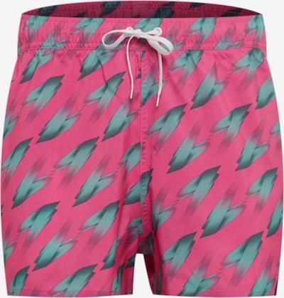 ADIDAS PERFORMANCE Športové plavky - spodný diel - zelená / ružová, Produkt
