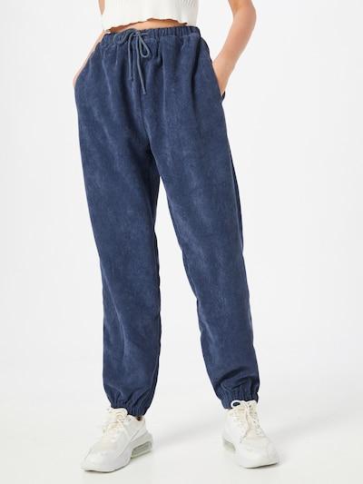 Daisy Street Kalhoty 'MEGAN' - námořnická modř, Model/ka