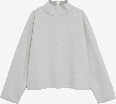 MANGO Sweatshirt 'Comfy' in hellgrau, Produktansicht