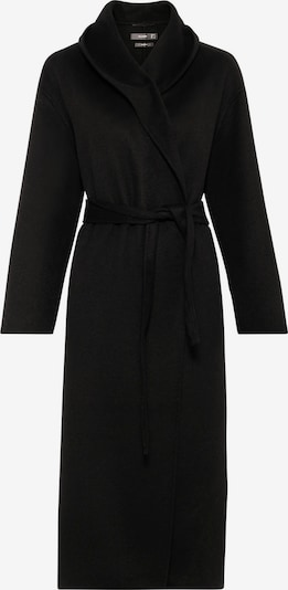 HALLHUBER Mantel in schwarz, Produktansicht