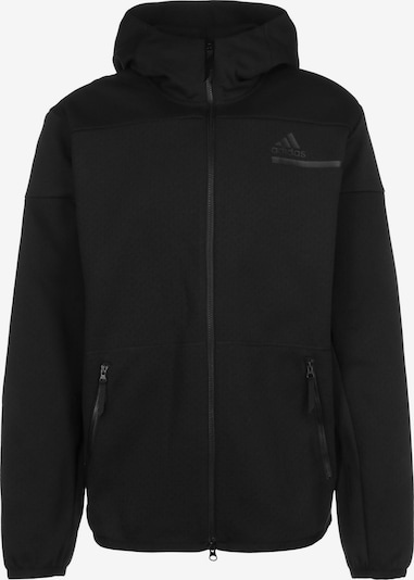 ADIDAS PERFORMANCE Sweatjacke 'Z.N.E.' in schwarz, Produktansicht