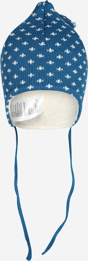 FINKID Beanie 'TIPSA' in blue / off white, Item view