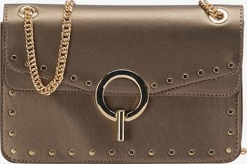 faina Crossbody Bag in Bronze