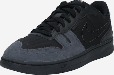 NIKE Sportschoen in de kleur Antraciet / Zwart, Productweergave