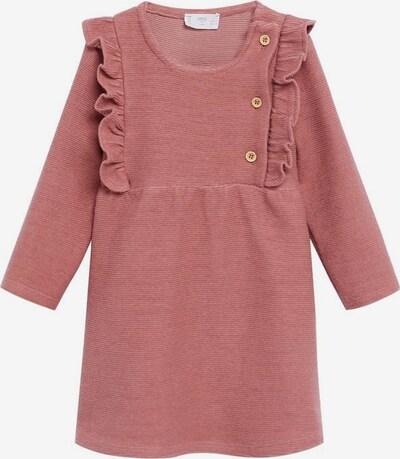MANGO KIDS Kleid in rosé, Produktansicht