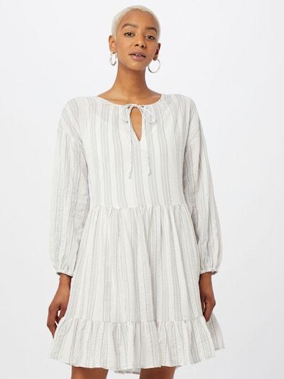 ABOUT YOU Kleid 'Pace' in khaki / weiß, Modelansicht