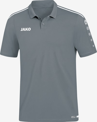 JAKO Trainingsshirt in grau: Frontalansicht