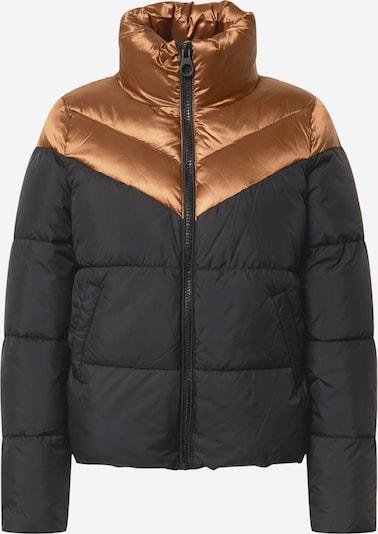 ONLY Přechodná bunda 'Maggie' - hnědá / černá, Produkt
