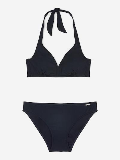 Marc O'Polo Triangle Bikini ' Solids ' in dunkelblau, Produktansicht
