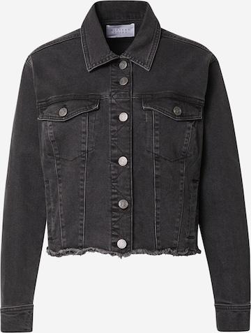 SISTERS POINT Between-Season Jacket 'OMA-JA' in Black