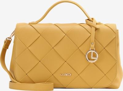 L.CREDI Handbag 'HERRA' in Yellow, Item view