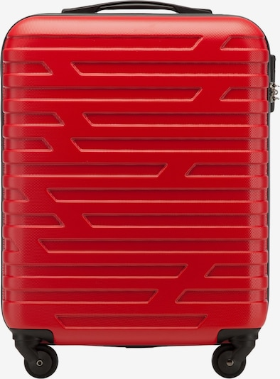 Wittchen Koffer in rot, Produktansicht
