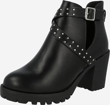 NEW LOOK Støvlett 'CHAZZA' i svart