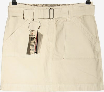 MURPHY&NYE Jeansrock in S in creme, Produktansicht