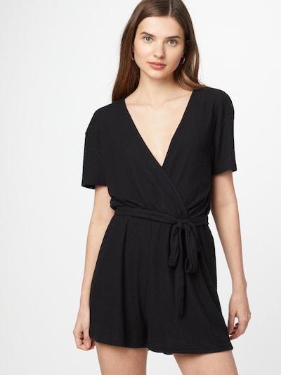 Miss Selfridge Overal - černá, Model/ka